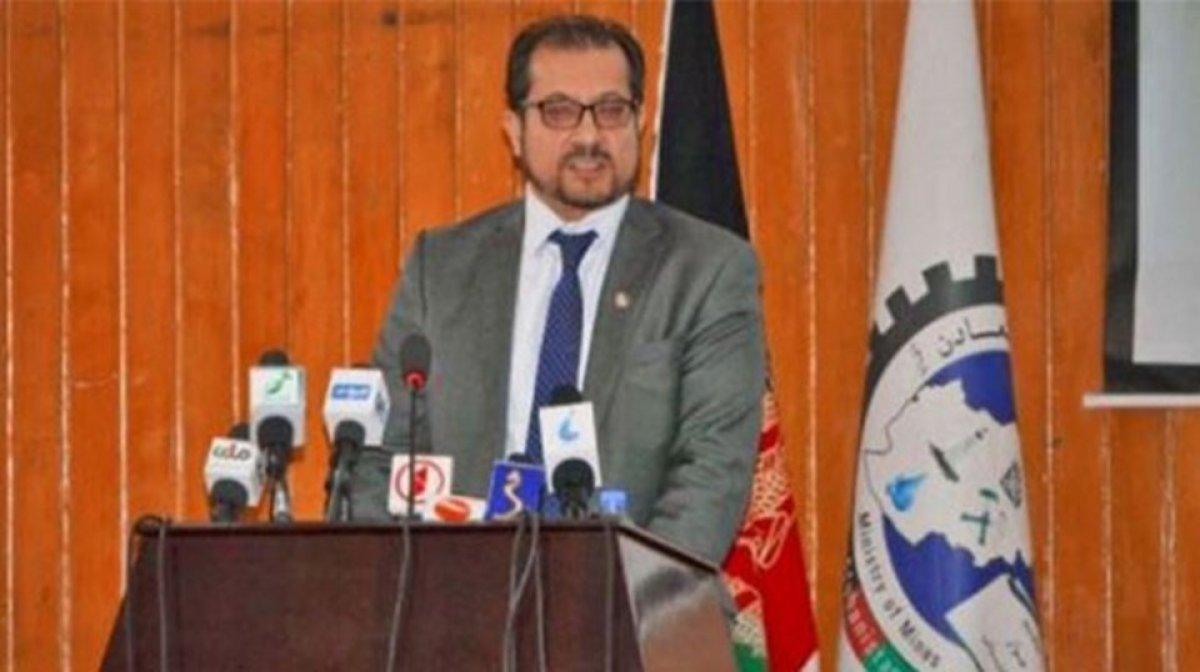 Afganistan'ın eski iletişim bakanı, Almanya'da bisikletli kurye oldu #2