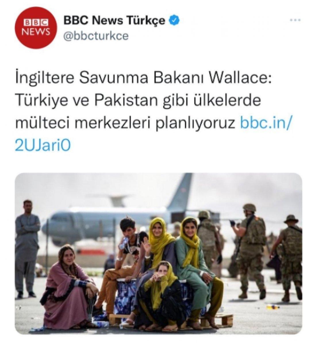 BBC Türkçe  mülteci kampı  haberi için özür diledi #1