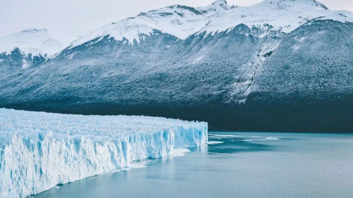 Dünya'nın çekirdeği Kıyamet Günü Buzulunu eritiyor