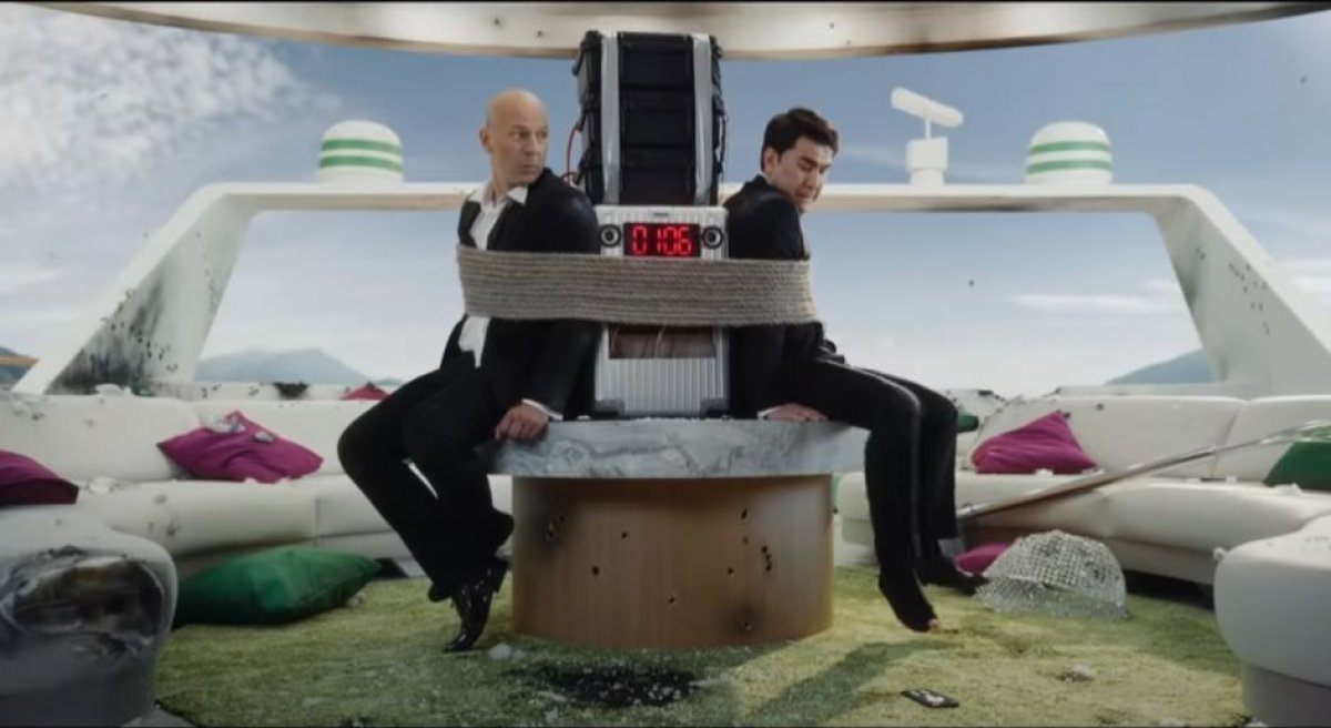 Bruce Willis, Deepfake ile Rus reklamında oynadı #3