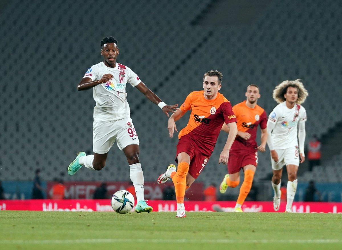 Galatasaray, Hatayspor u mağlup etti #1