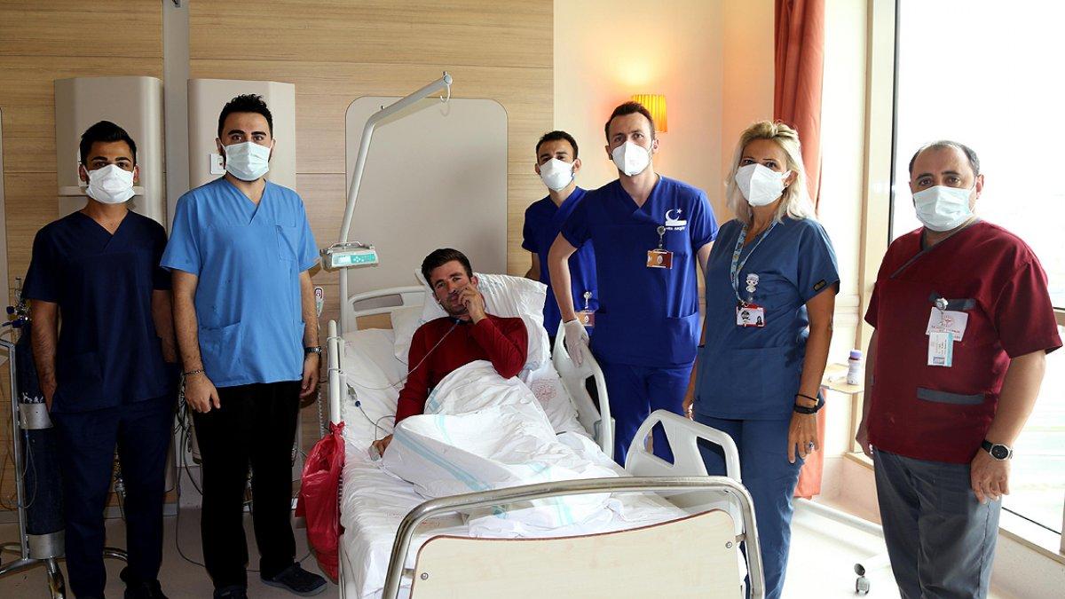 Erzurum da koronavirüsü atlatan gençten aşı çağrısı #2