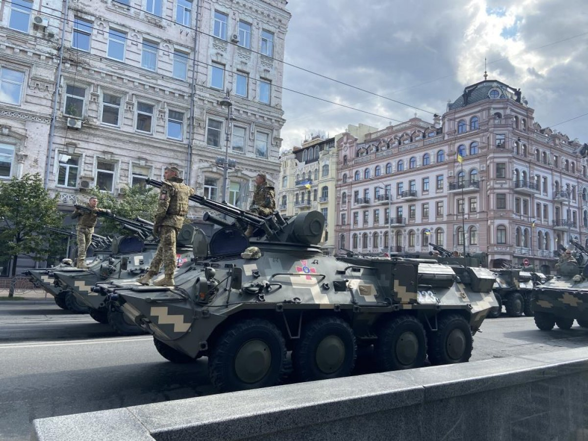 Bayraktar TB2, Ukrayna sokaklarında #6
