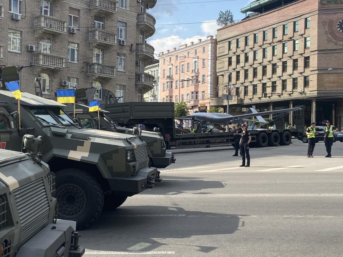 Bayraktar TB2, Ukrayna sokaklarında #4