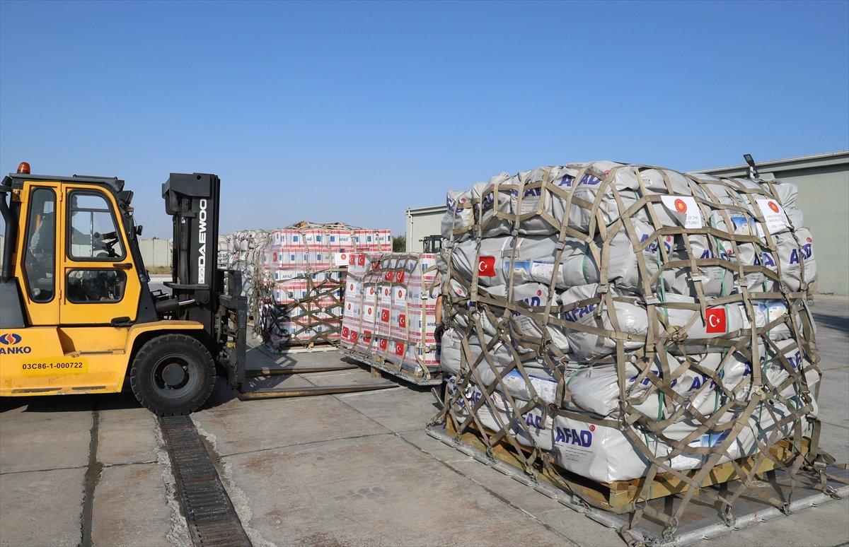 Türkiye, depremin ardından Haiti ye yardım gönderdi #2