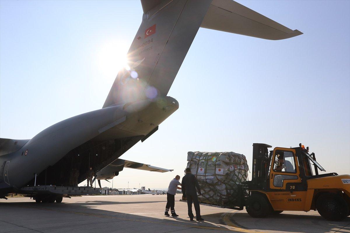 Türkiye, depremin ardından Haiti ye yardım gönderdi #7