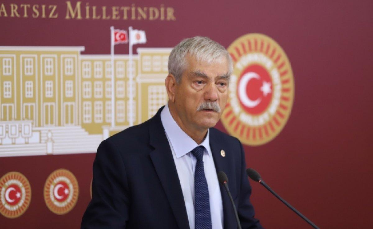 CHP'li Kani Beko'dan Meclis'te Kur an tepkisi #1