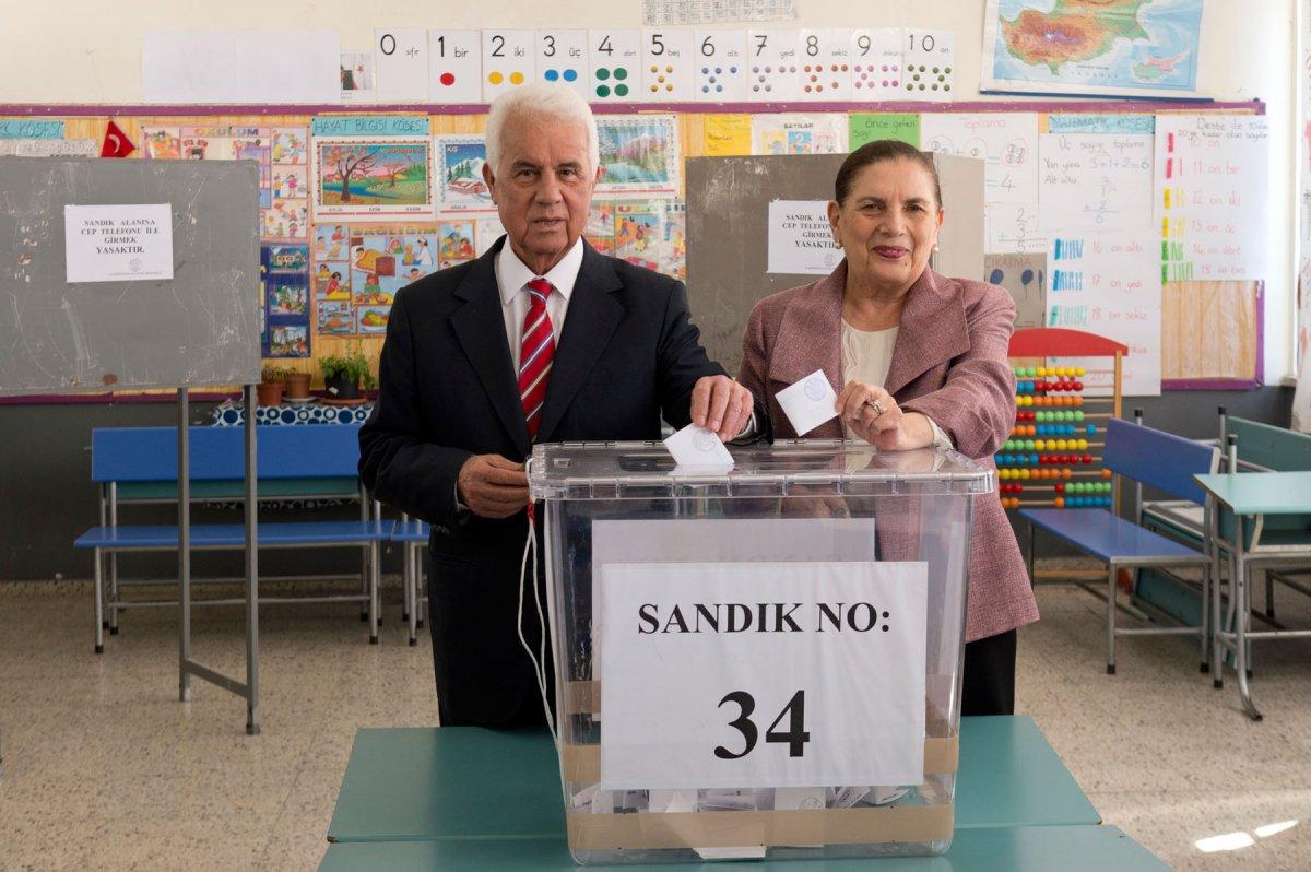 KKTC'nin eski Cumhurbaşkanı Eroğlu yoğun bakıma alındı #2