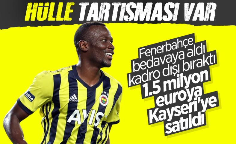 Kayserispor, Thiam için Fenerbahçe'ye 1.5 milyon euro ödeyecek