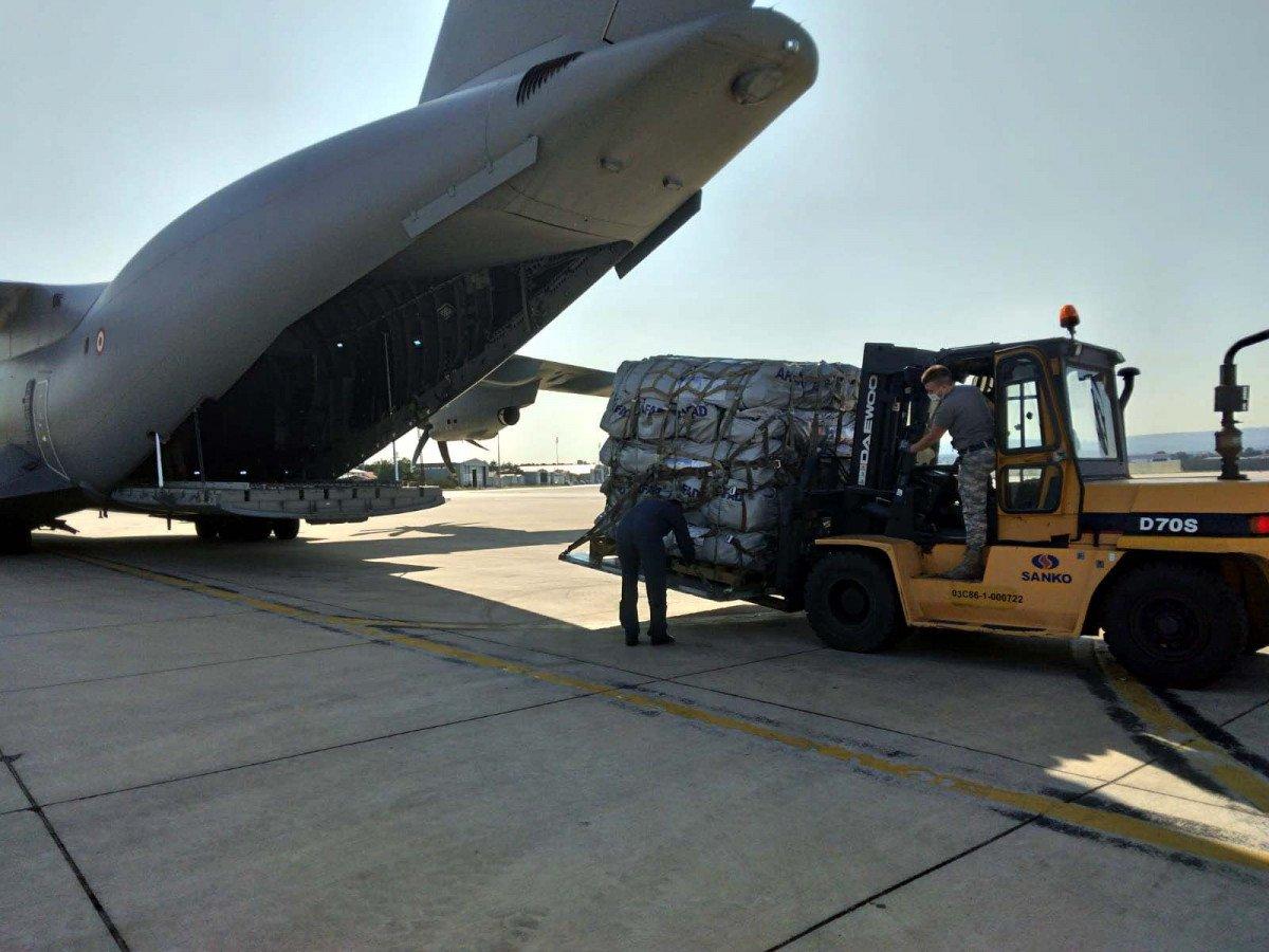 Türkiye, depremin ardından Haiti ye yardım gönderdi #14