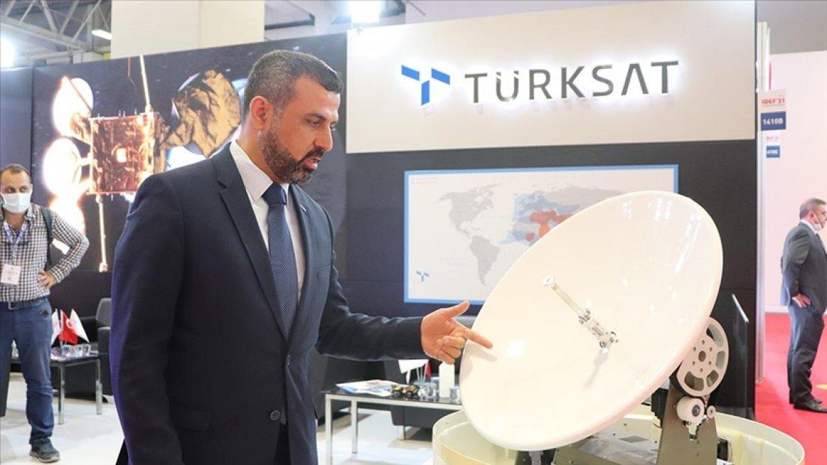 Türksat 5A, Kuzey Afrika ülkelerine de yayın hizmeti verecek #1