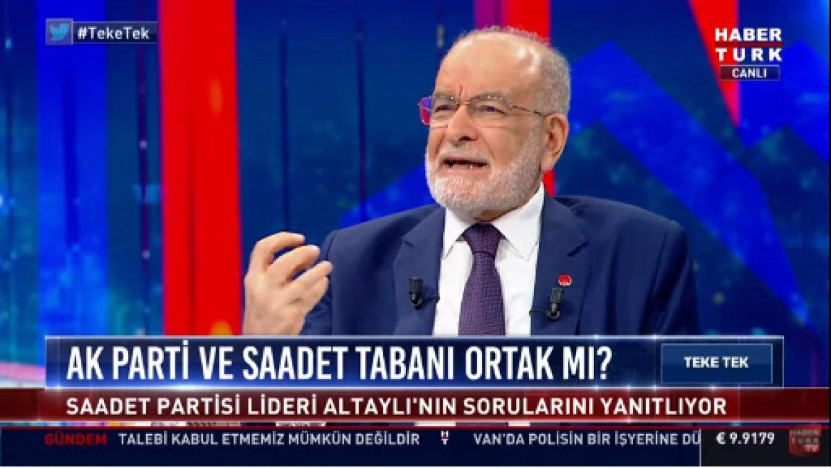 Temel Karamollaoğlu dan Taliban göndermesi: Emperyalizme karşı kazandılar #1