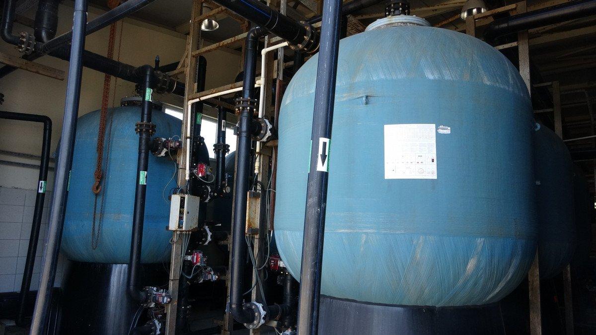 Avşa Adası nda deniz suyu içme suyuna dönüştürülüyor #3