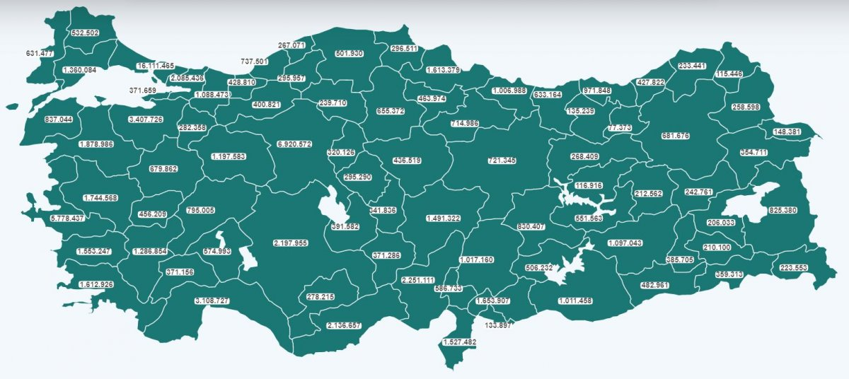 Türkiye de uygulanan toplam aşı miktarı 90 milyon dozu geçti #1