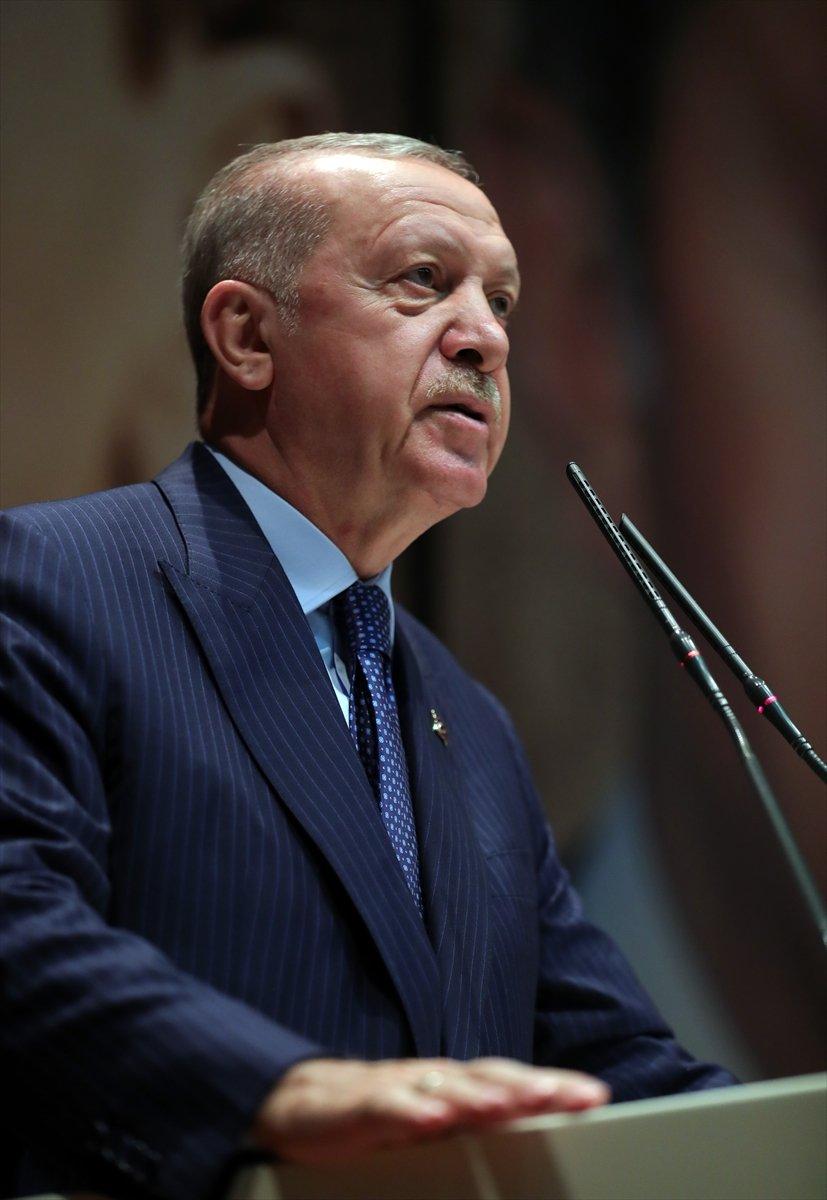 Cumhurbaşkanı Erdoğan, AK Parti İl Başkanları Toplantısı na katıldı #2