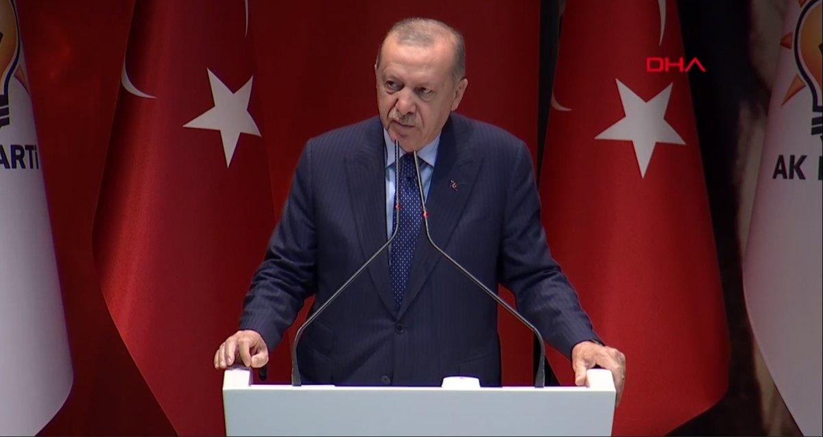 Cumhurbaşkanı Erdoğan, AK Parti İl Başkanları Toplantısı na katıldı #1