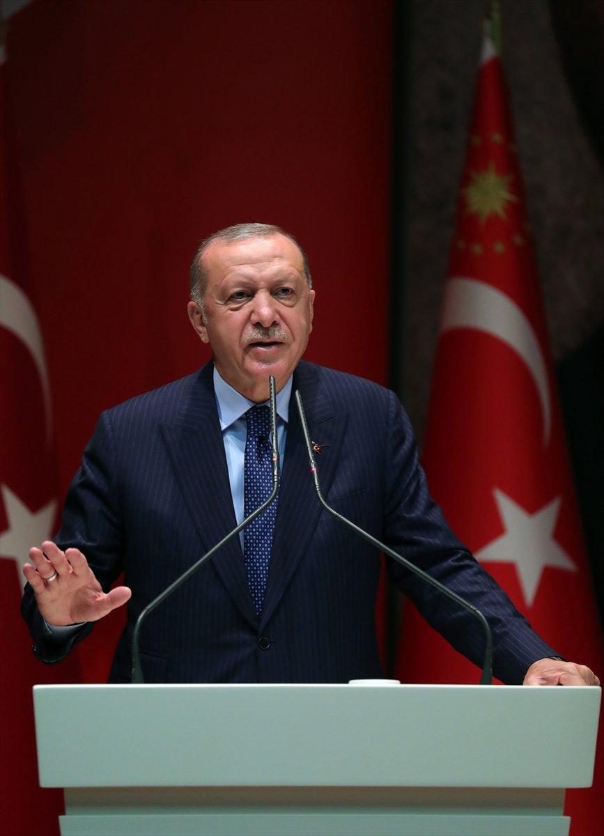 Cumhurbaşkanı Erdoğan, 19 yılda yapılanları anlattı  #2