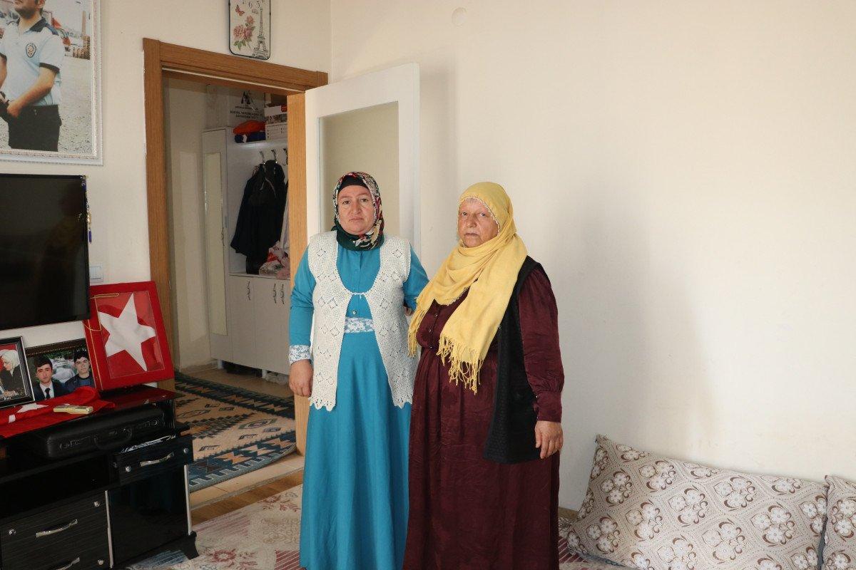 Diyarbakır annesi, Gara şehidinin ailesini ziyaret etti #1