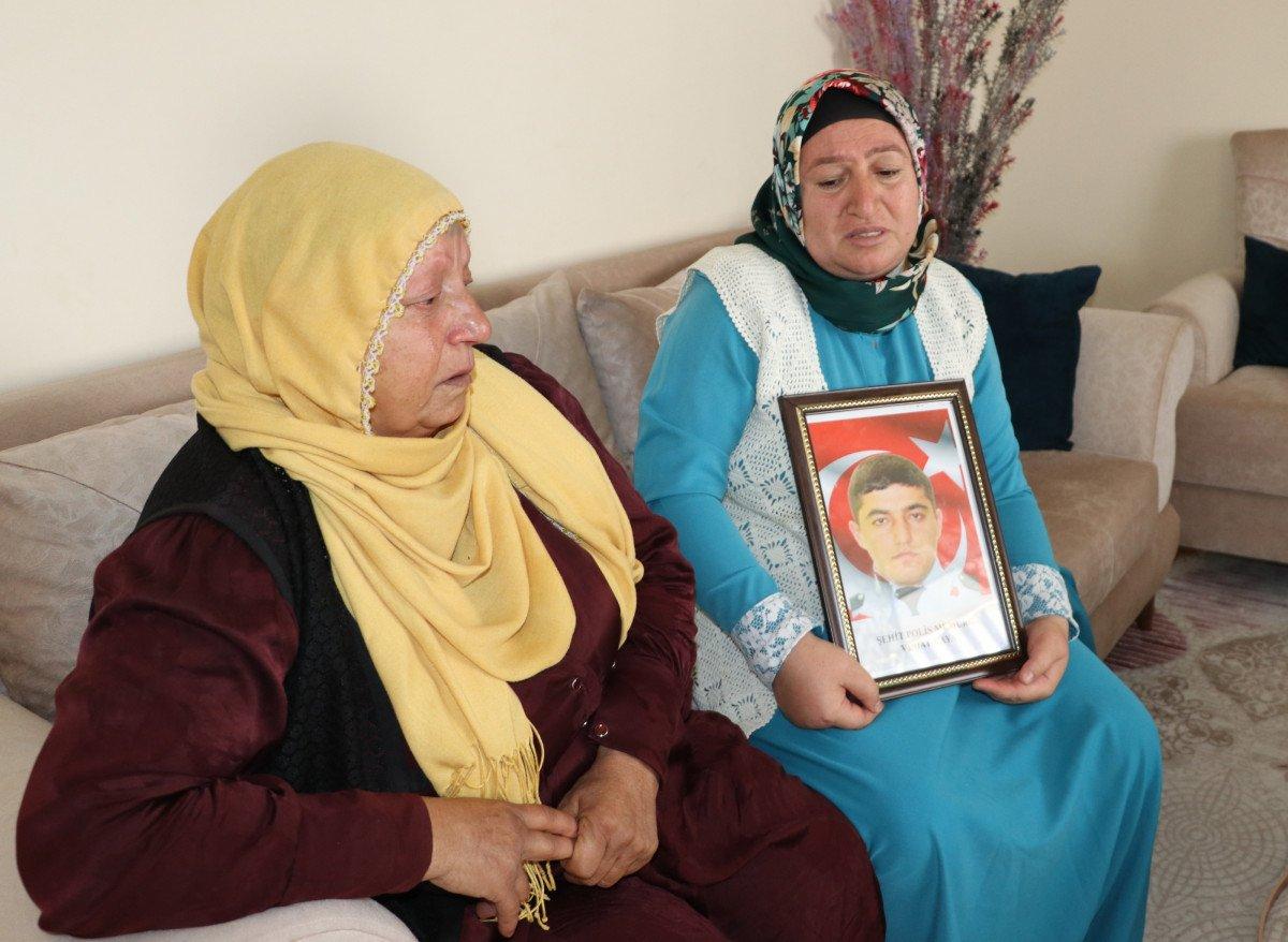 Diyarbakır annesi, Gara şehidinin ailesini ziyaret etti #2