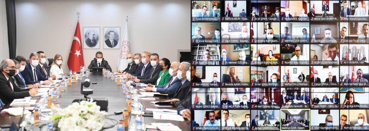 Mahmut Özer den  6 Eylül de yüz yüze eğitime hazırız  açıklaması #1