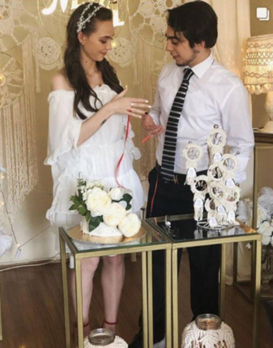 Güneşin Kızları dizisinin  Peri si  Miray Akay evliler kervanına katılıyor! Sessiz sedasız nişan..  #2
