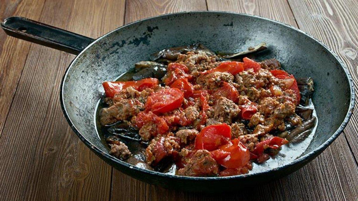 MasterChef menüsünden: Her sofranın vazgeçilmezi olan patlıcanlı musakka tarifi..   #1