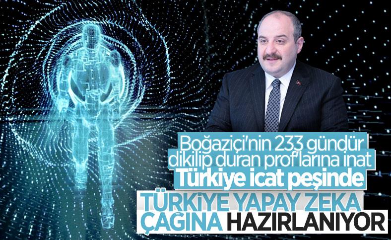 Madde madde Türkiye'nin 5 yıllık Ulusal Yapay Zeka Stratejisi