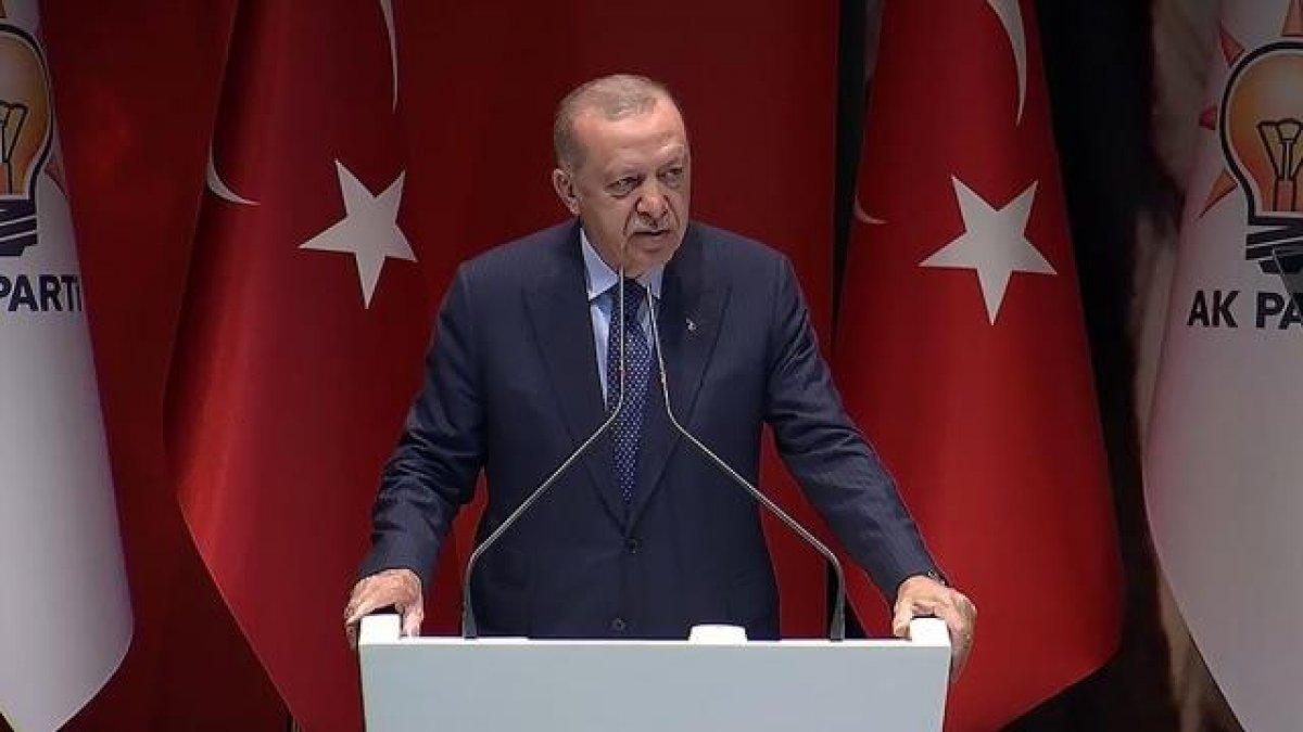 Cumhurbaşkanı Erdoğan, 19 yılda yapılanları anlattı  #1