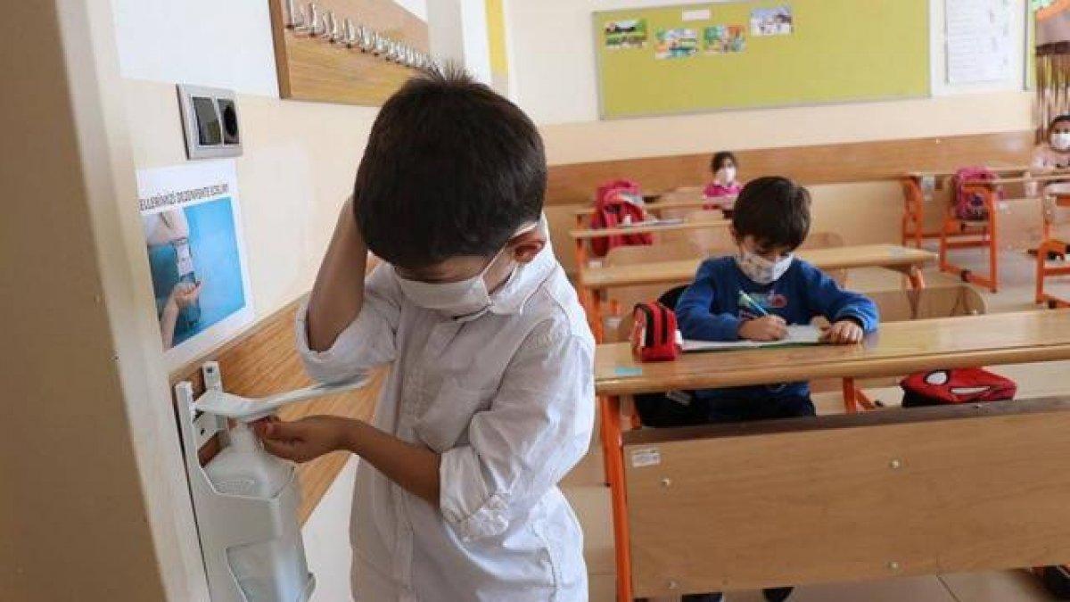 Salgında aileler için okula dönüş önerileri #1