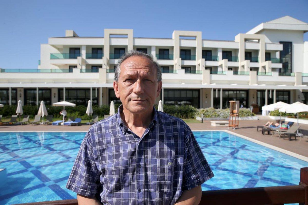 Güvenli turizm sertifikalı oteller tercih edildi #1