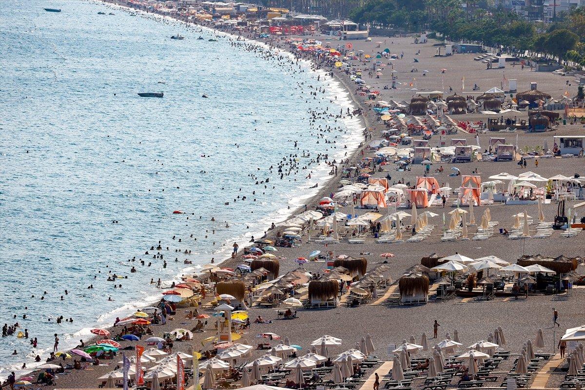 Turizm istatistikleri belli oldu #6