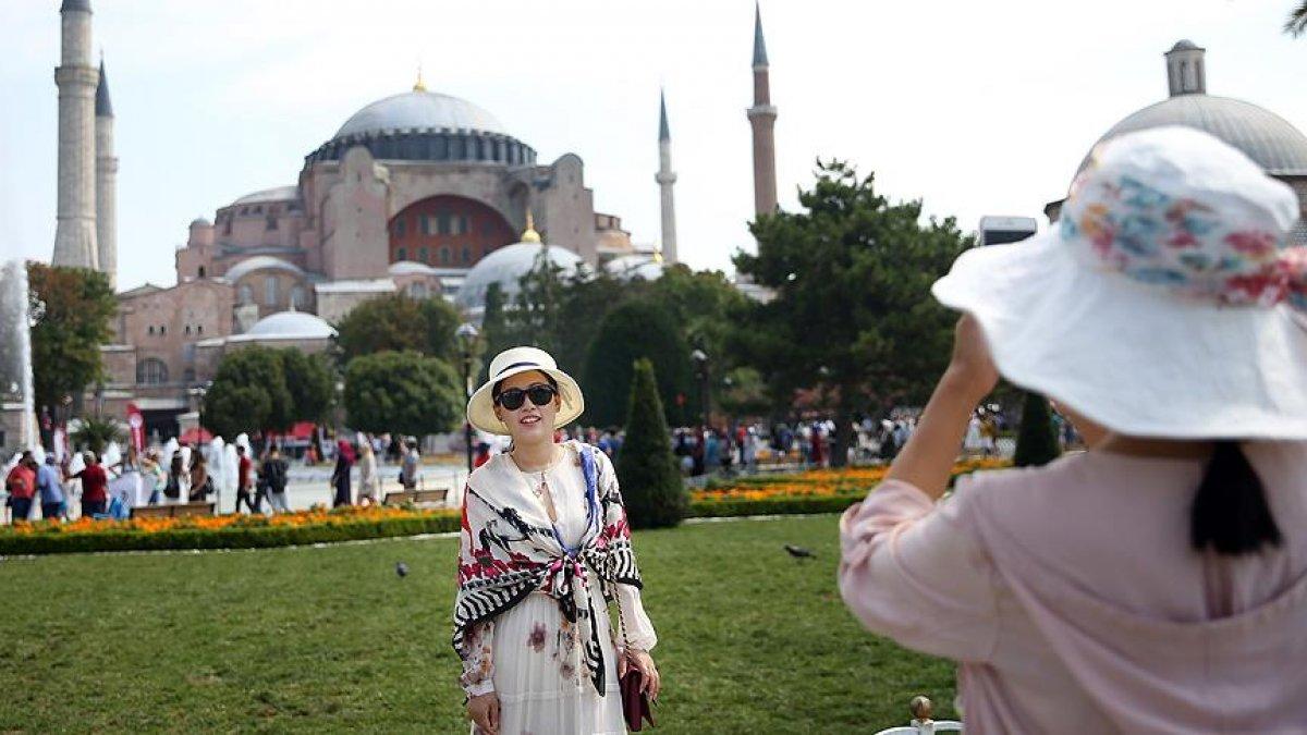 Turizm istatistikleri belli oldu #2