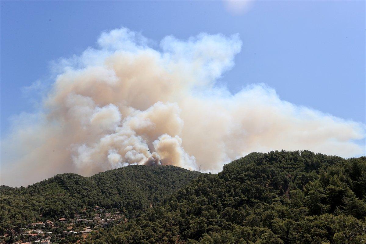 Sigortalı yangın hasar ihbarı 1.800 ü, sel kaynaklı ihbar 600 ü geçti #1