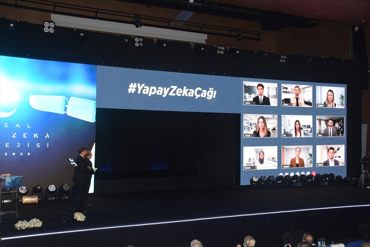Mustafa Varank: 2025 te yapay zeka alanındaki istihdam en az 50 bine ulaşacak #1