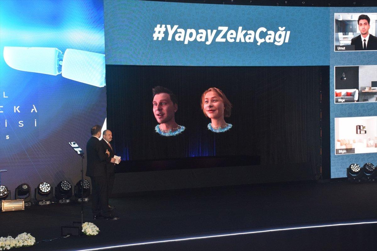 Mustafa Varank: 2025 te yapay zeka alanındaki istihdam en az 50 bine ulaşacak #3