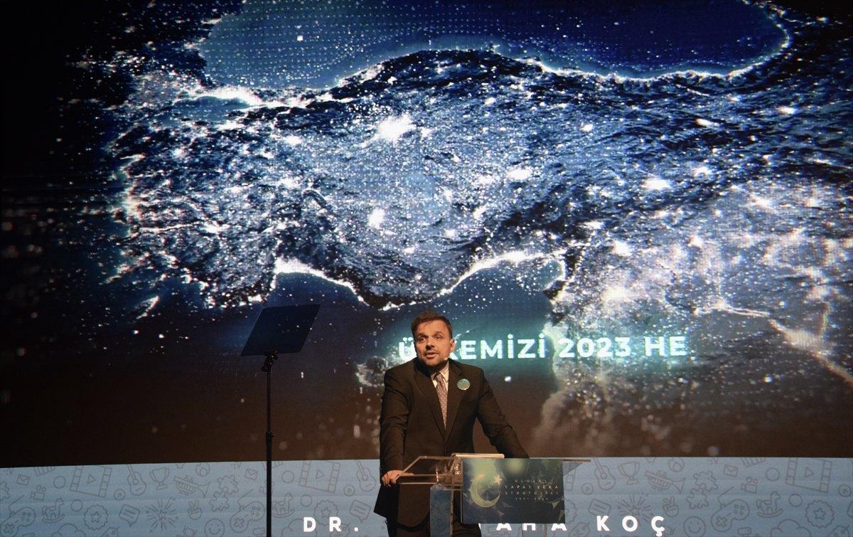 Mustafa Varank: 2025 te yapay zeka alanındaki istihdam en az 50 bine ulaşacak #2