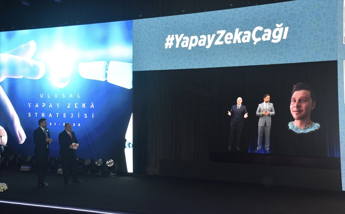 Mustafa Varank: 2025 te yapay zeka alanındaki istihdam en az 50 bine ulaşacak #4