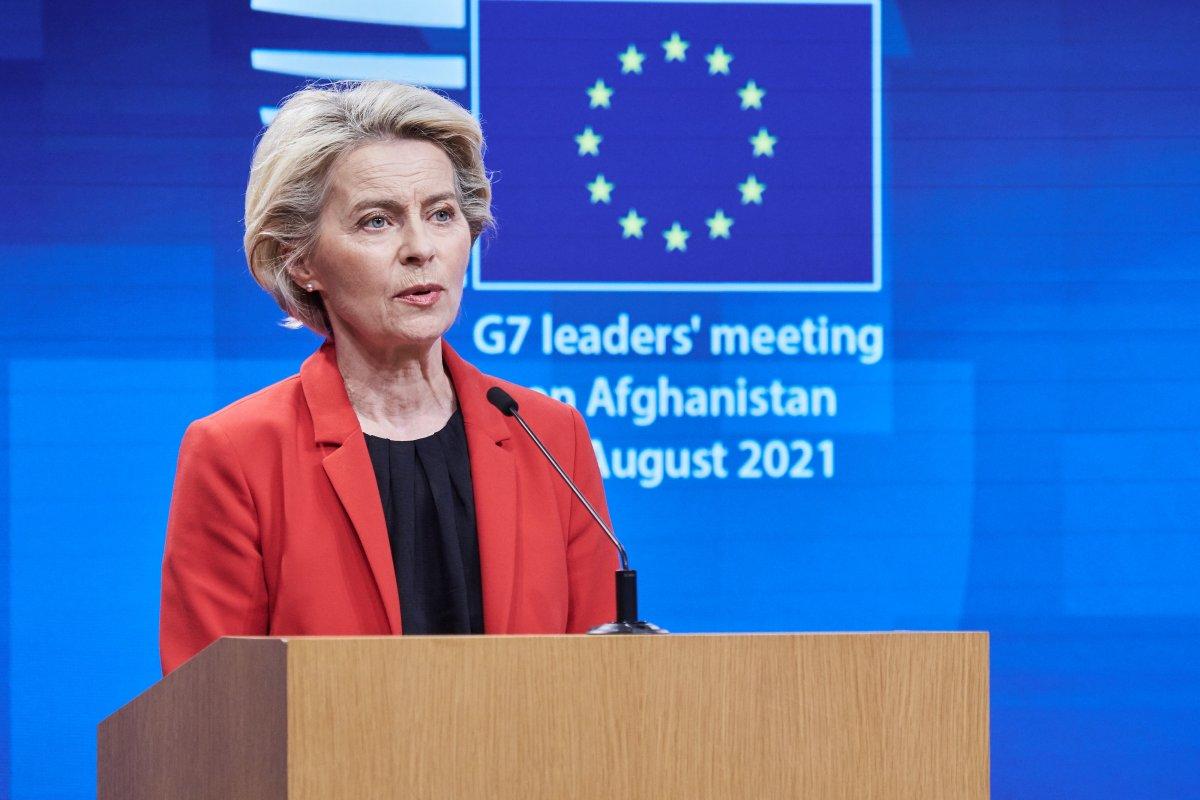 G7 den Afganistan açıklaması #1