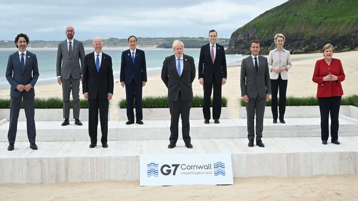 G7 den Afganistan açıklaması #3