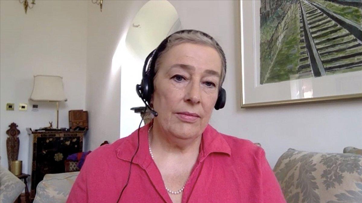 Taliban ın alıkoyduğu gazeteci Yvonne Ridley: Batı nın cehaletiyle dünyanın yanıltılmasına yol açıyorlar #1