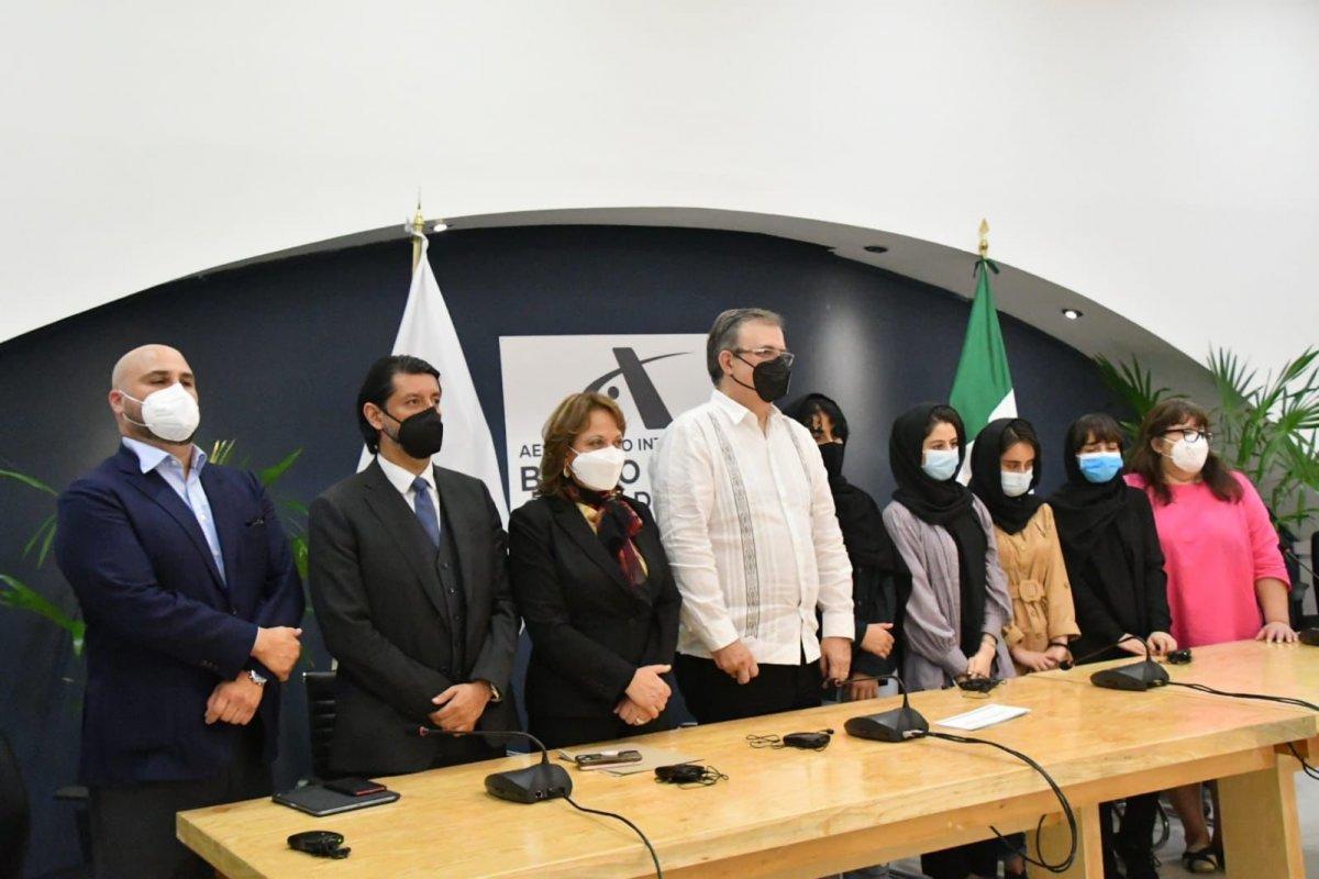Meksika, Afgan robotik ekibi üyelerini mülteci olarak kabul etti #8