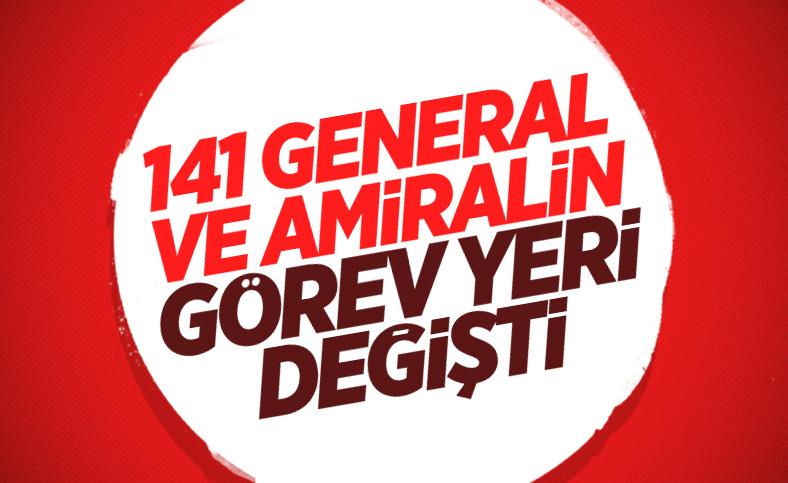 Türk Silahlı Kuvvetleri'nde yeni atamalar Resmi Gazete'de