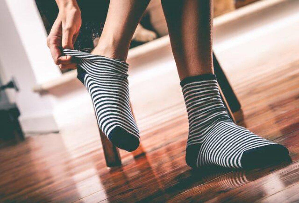 Yazın korkulu rüyası: Ayak kokusunu önlemek için 6 doğal yöntem #3