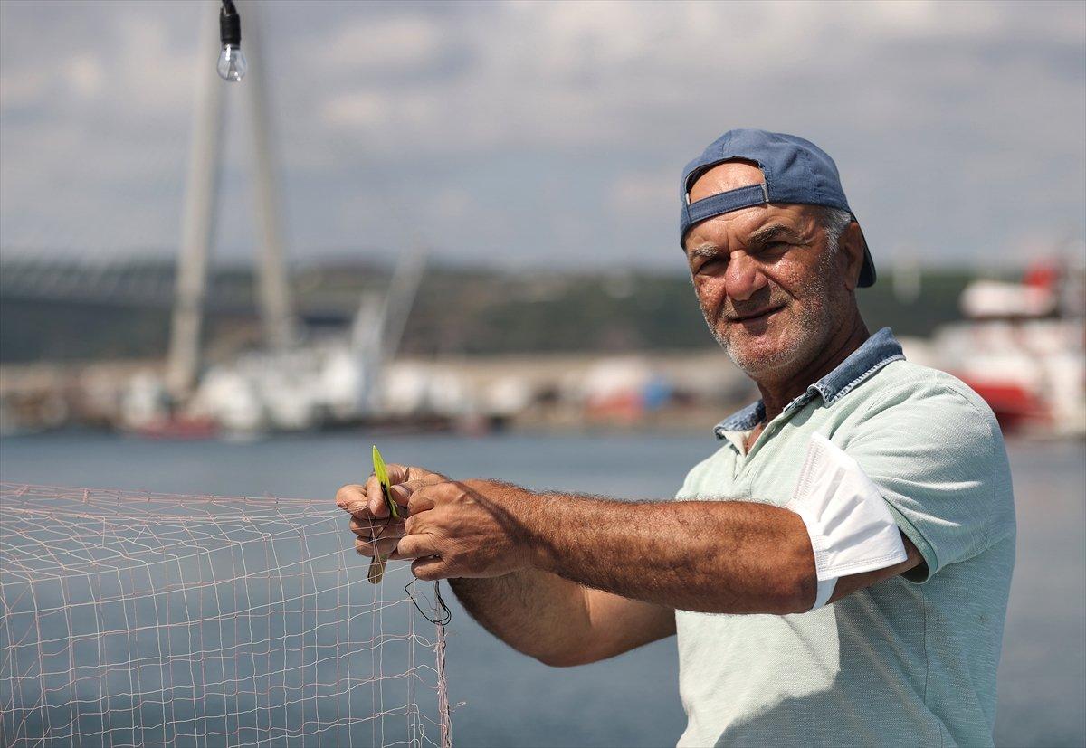 İstanbullu balıkçıların gözü 1 Eylül de #2
