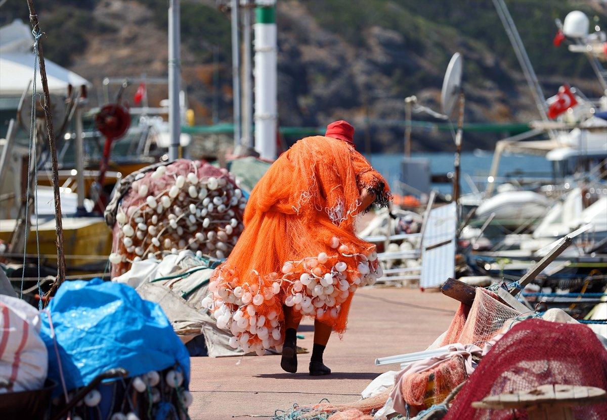 İstanbullu balıkçıların gözü 1 Eylül de #6