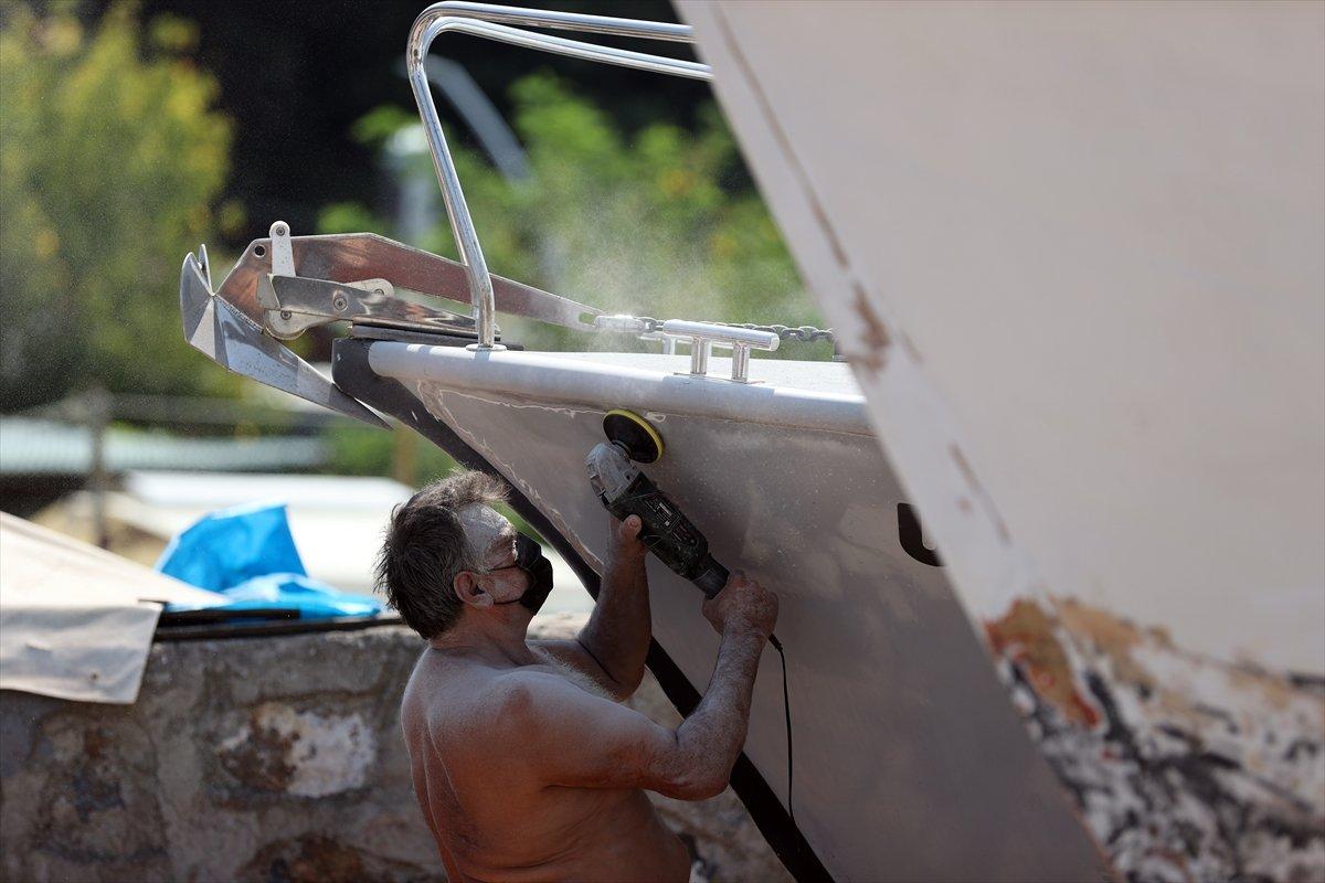 İstanbullu balıkçıların gözü 1 Eylül de #4