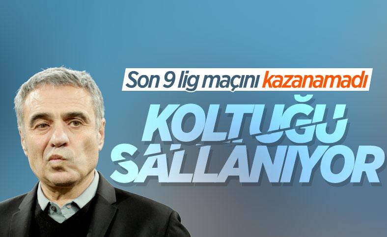 Antalyaspor'da Ersun Yanal tartışılıyor