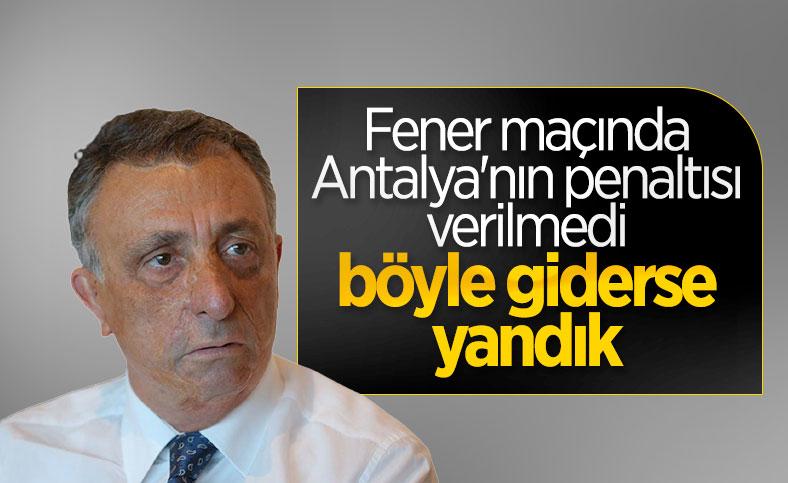 Ahmet Nur Çebi: Hakem hataları ilk haftadan öne çıktı