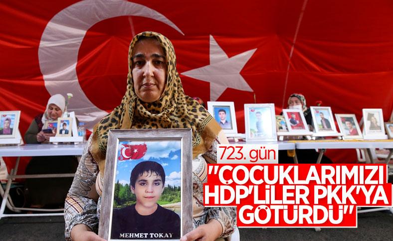Diyarbakır annelerinin nöbeti, 723'üncü gününde