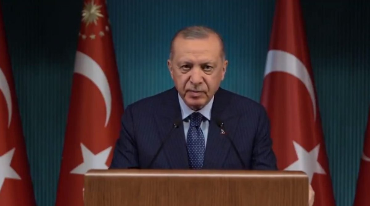 Cumhurbaşkanı Erdoğan: Müslümanlar, İslam düşmanlığıyla mücadele ediyor #1